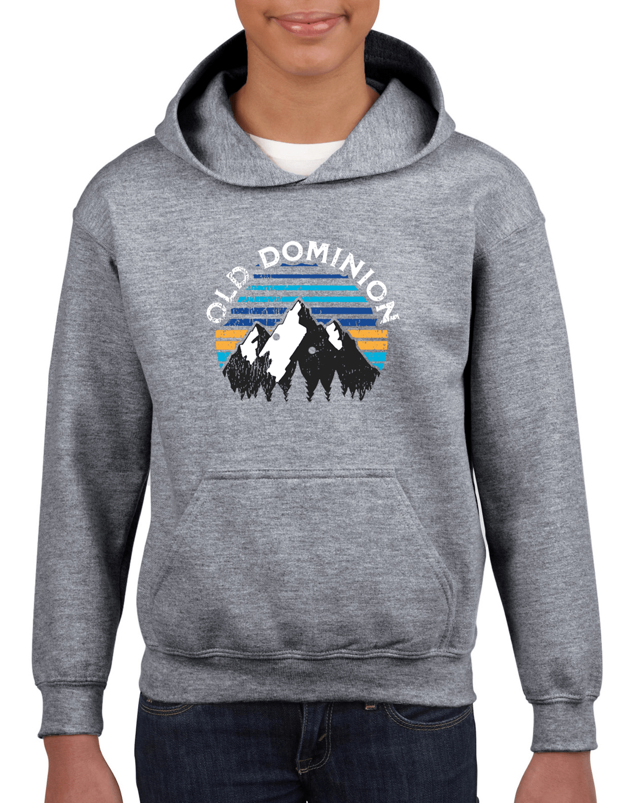 Youth Mountain Hoodie