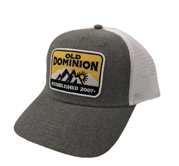 old dominion yellow patch hat