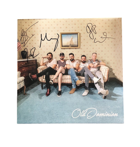 Self Titled Autographed Vinyl