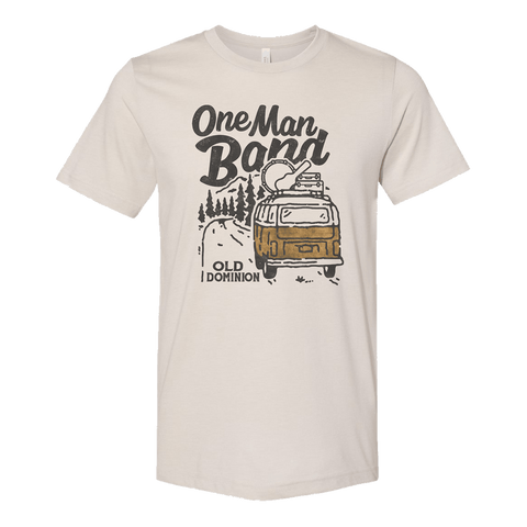 One Man Band T-Shirt