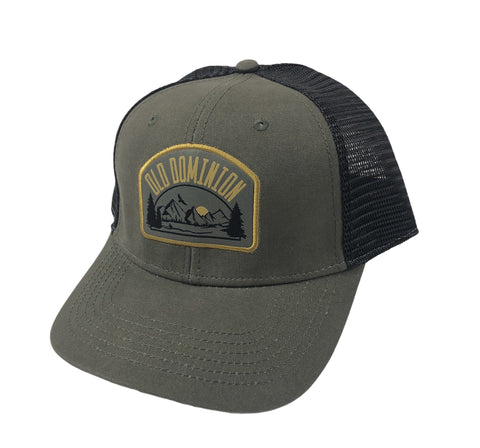 Old Dominion Scenic Patch Hat