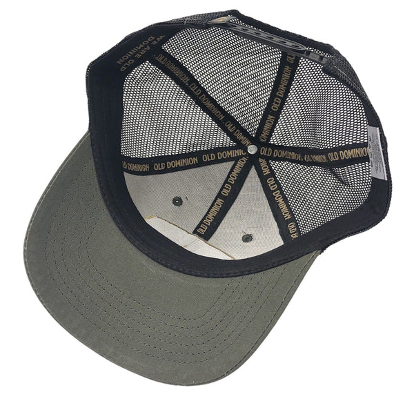 Interior view of old dominion hat