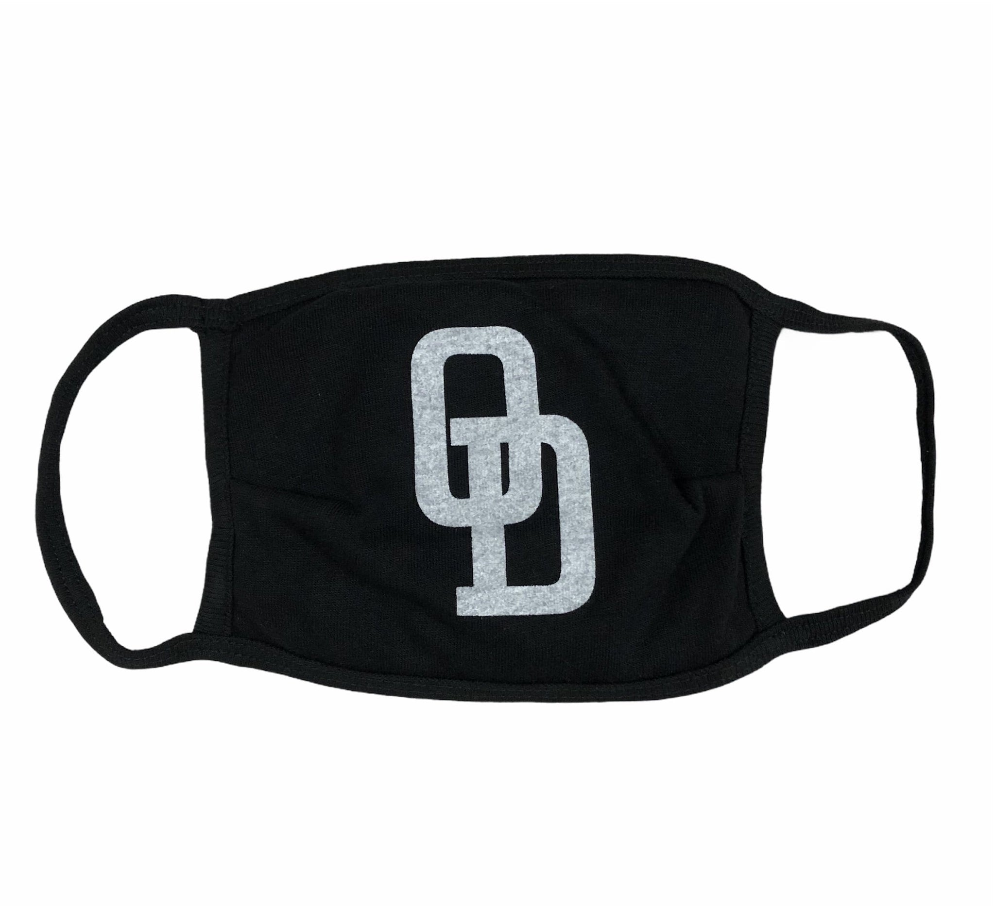 Old Dominion Face Mask Black