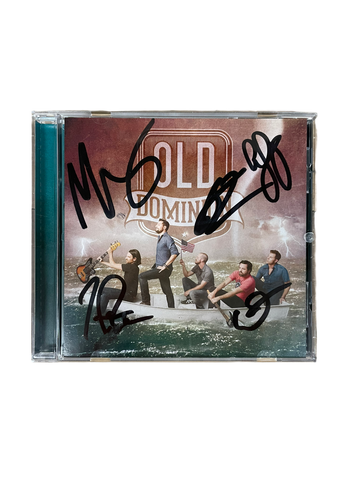 Old Dominion Autographed EP