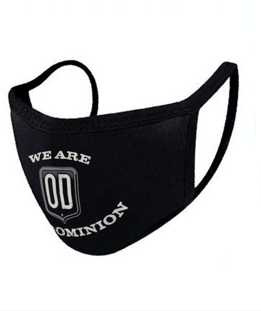 Old Dominion Face Mask