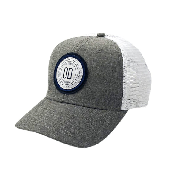 *Limited Edition* White Patch Hat