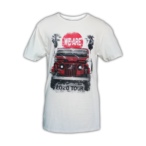 Beach Jeep T-Shirt