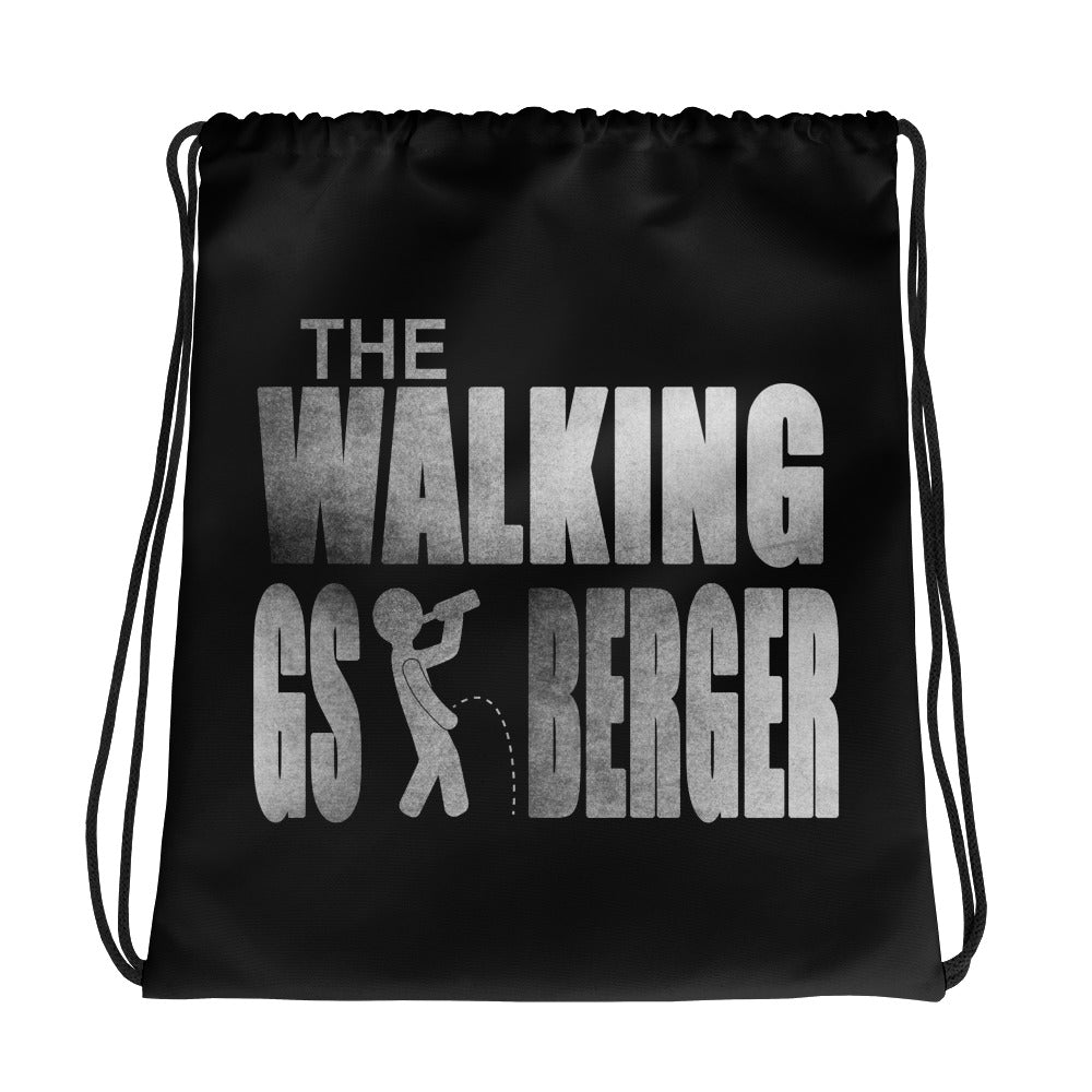 The Walking Gsiberger Kordelzugtasche