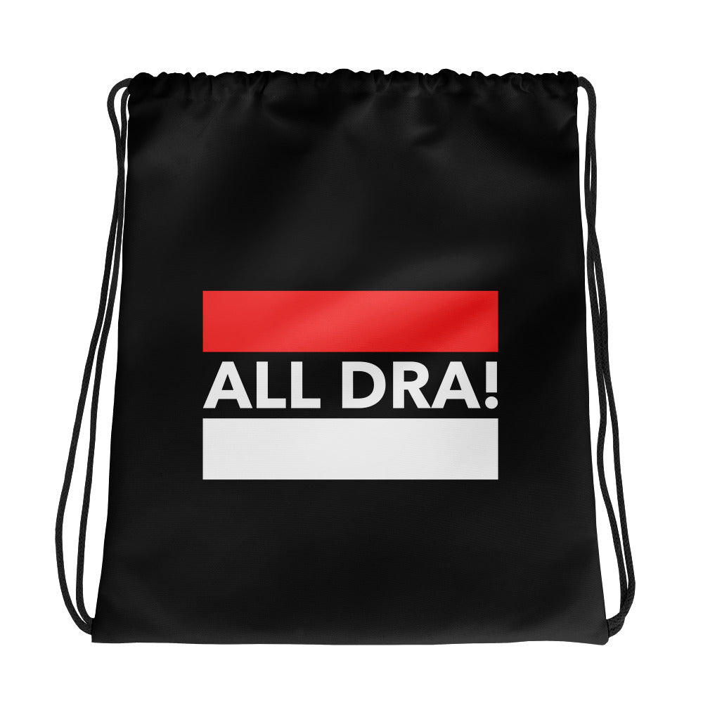 All Dra! Kordelzugtasche