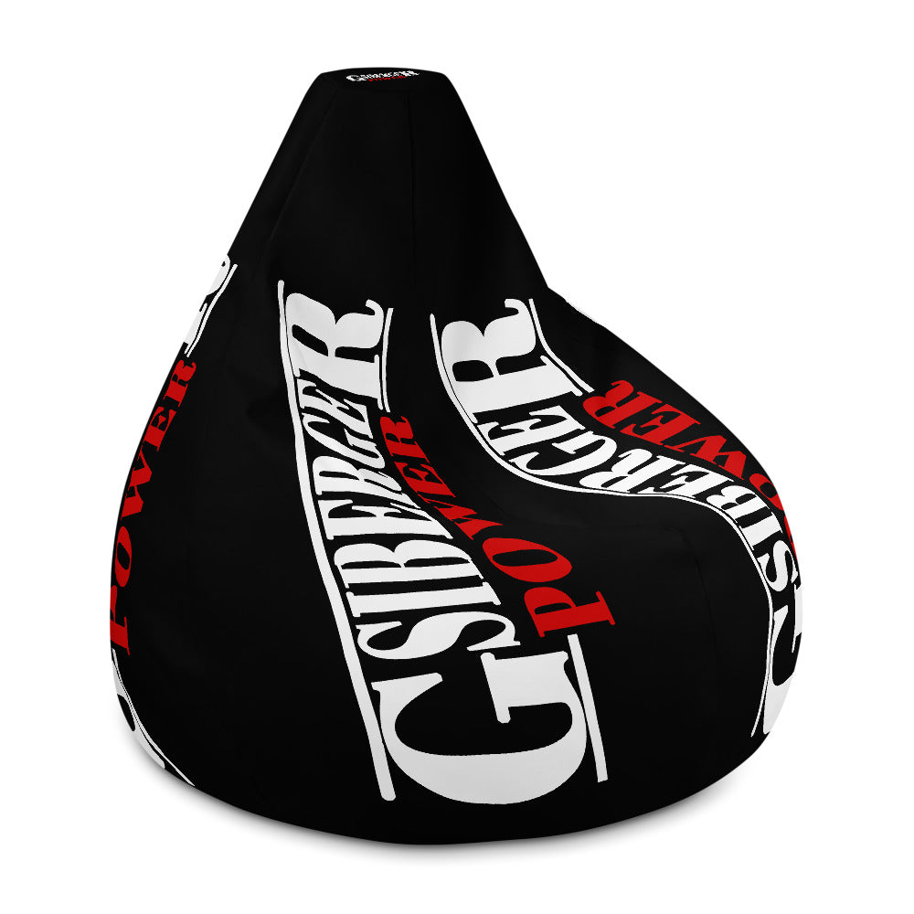 Gsiberger Power Bean Bag Chair mit Füllung