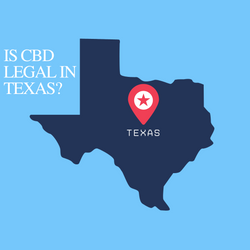 Is CBD Oil Legal in Texas: Where to buy CBD Near Me?