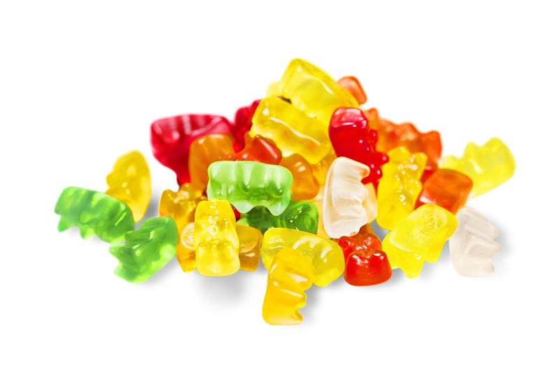 CBD Gummy Bears the New King of the Jungle?