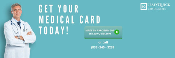 Get your Cannabis Medical Card at LeafyQuick in Illinois