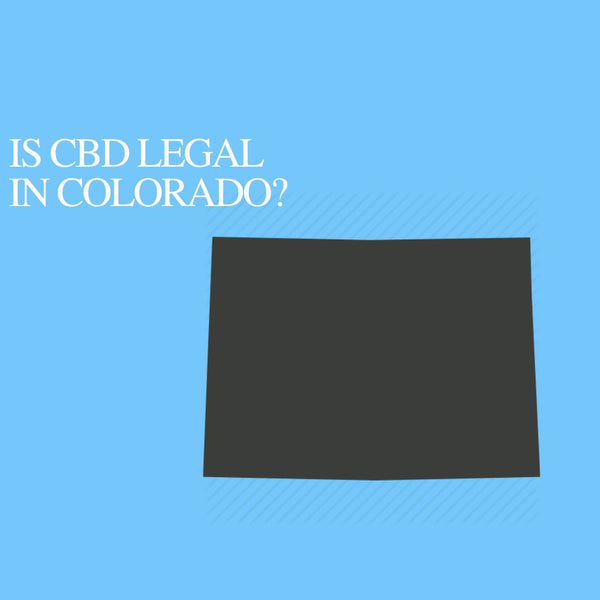 Is CBD Oil Legal in Colorado: Where to buy CBD Near Me?