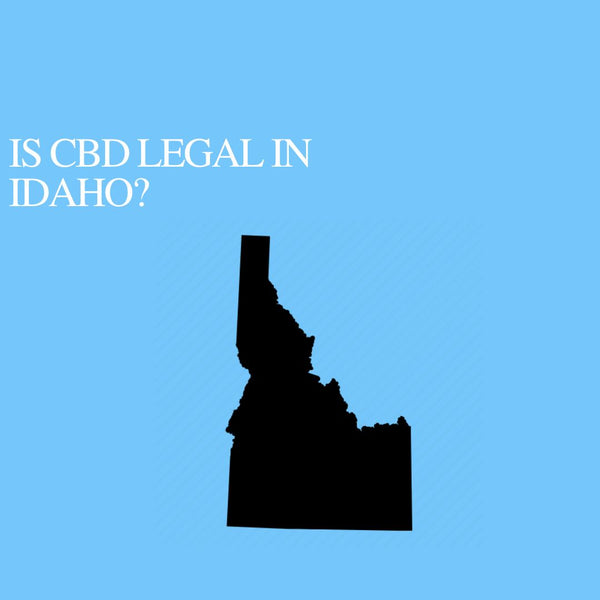 Is CBD Oil Legal in Idaho: Where to buy CBD Near Me?