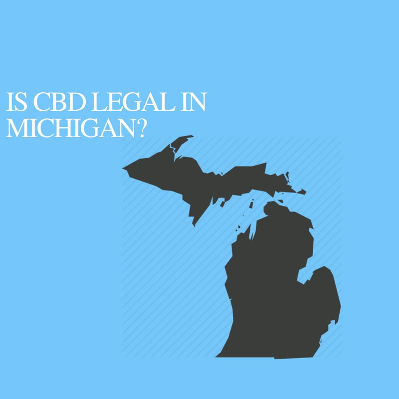 Is CBD Oil Legal in Michigan: Where to buy CBD Near Me?