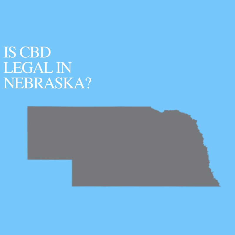 Is CBD Oil Legal in Nebraska : Where to buy CBD Near Me?