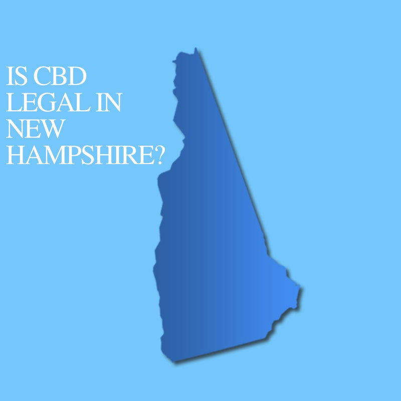 Is CBD Oil Legal in New Hampshire : Where to buy CBD Near Me?