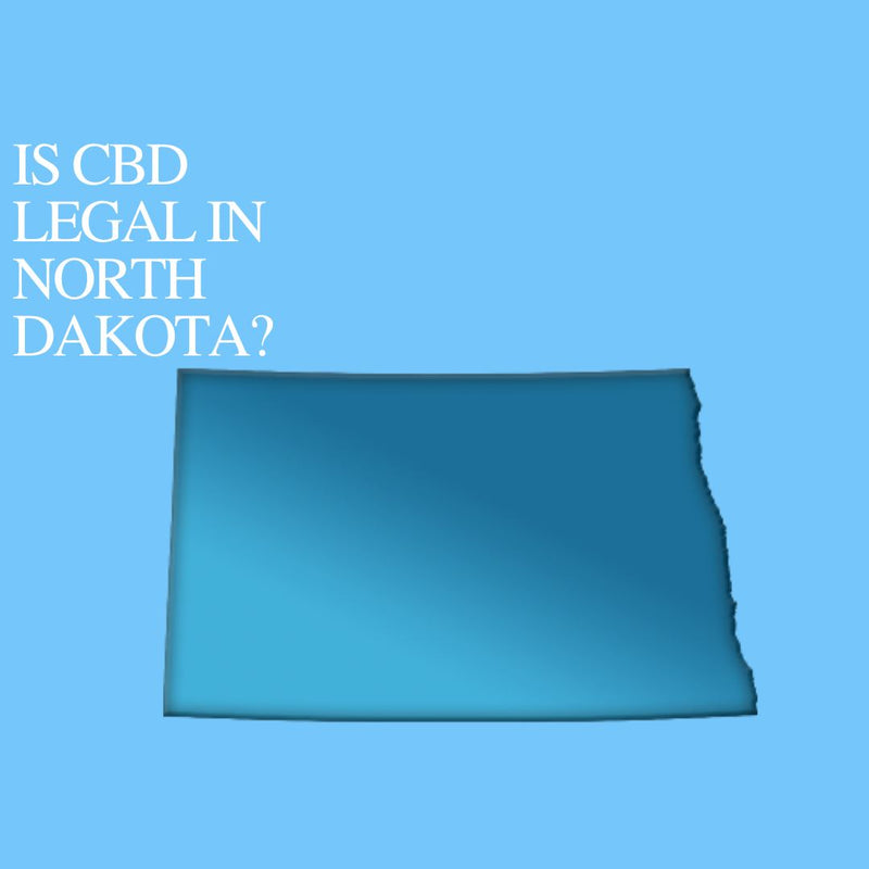 Is CBD Oil Legal in North Dakota : Where to buy CBD Near Me?