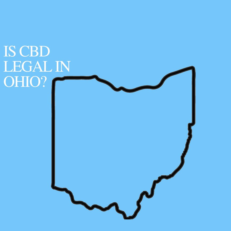 Is CBD Oil Legal in Ohio : Where to buy CBD Near Me?