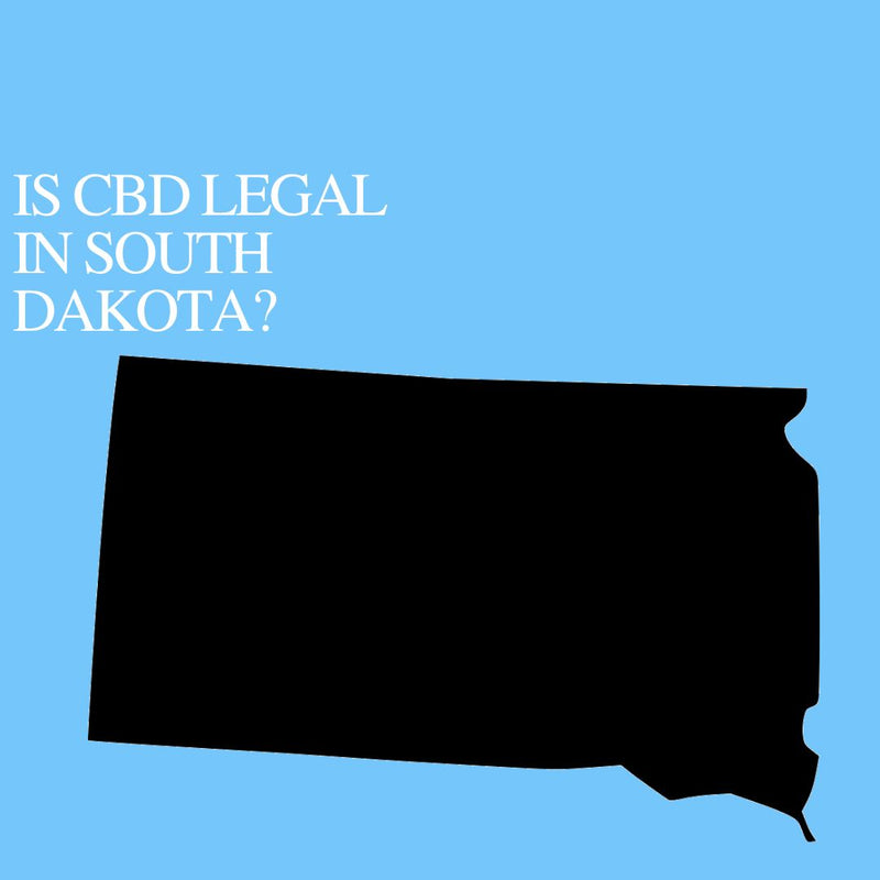 Is CBD Oil Legal in South Dakota : Where to buy CBD Near Me?