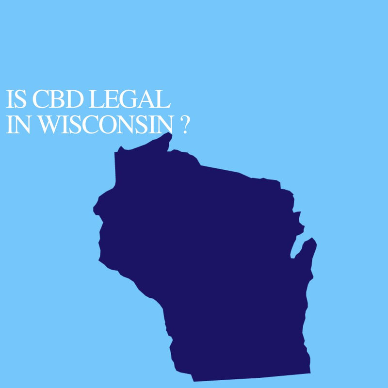 Is CBD Oil Legal in Wisconsin : Where to buy CBD Near Me?