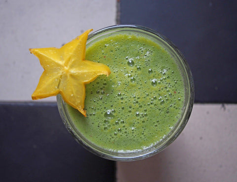 The Creamy Green Shake Smoothie