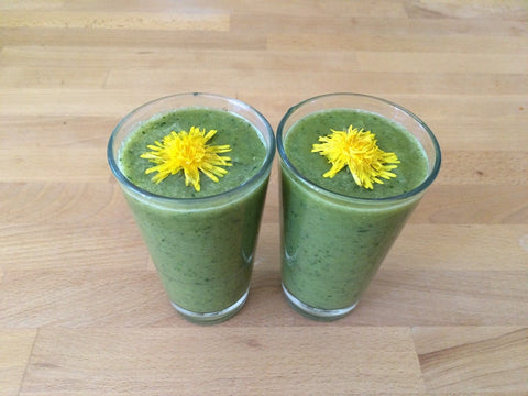 The Dandelion Shake Smoothie