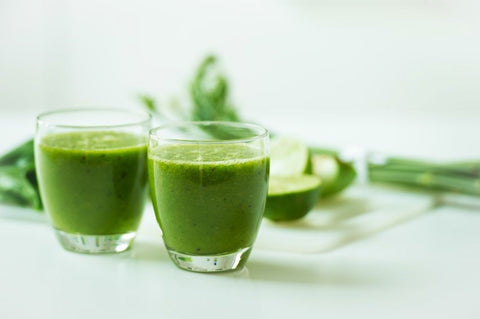The Green Good Morning Smoothie