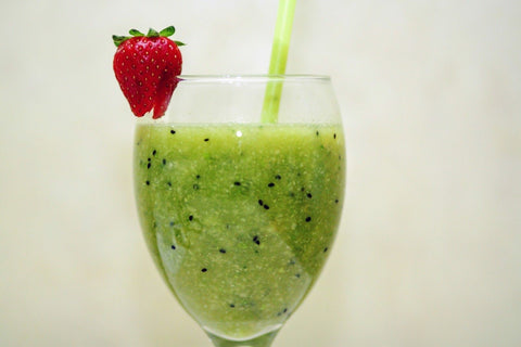 The Green Tea Cleansing Smoothie