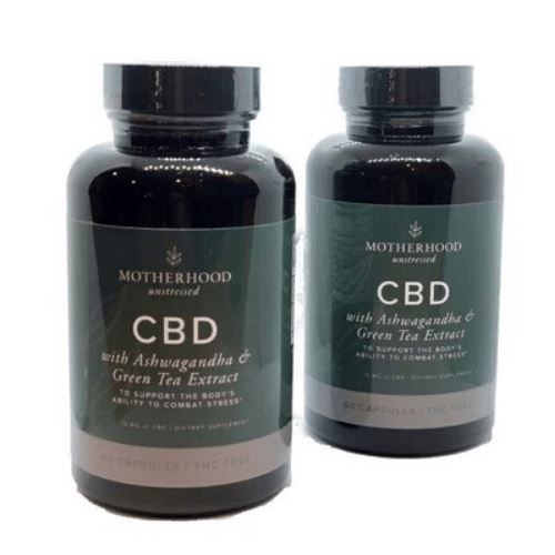 Buy 2 CBD Capsules | 10 mg/capsule | 60 count | CBD Isolate | Save 10%