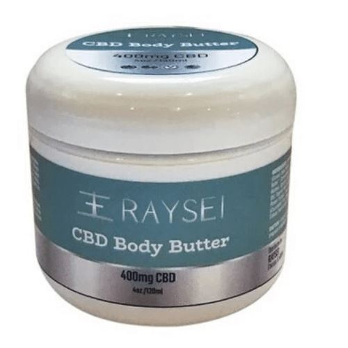 CBD Body Butter | 400 mg | 4 oz | CBD Isolate