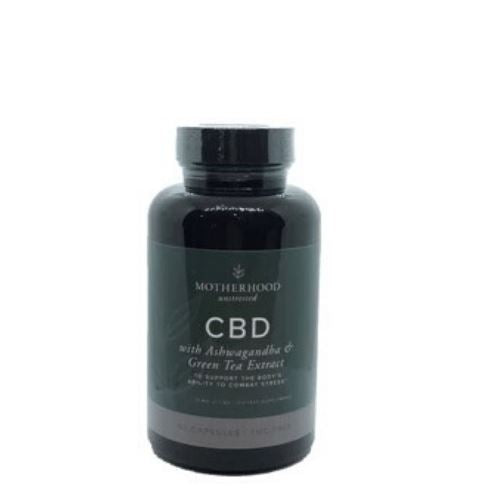 CBD Capsules | 10 mg/capsule | 60 count | CBD Isolate