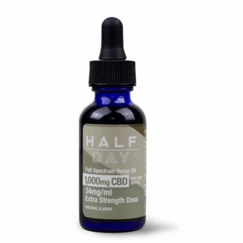 CBD Oil | 1000 mg | 30 ml | Natural | Full Spectrum