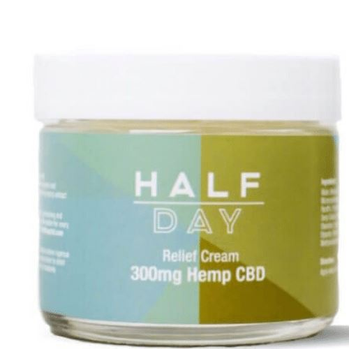 CBD  Pain Relief Cream | 300 mg | 2 oz | Full Spectrum
