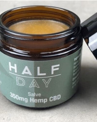 CBD Salve | 350 mg | 2 oz | Full Spectrum