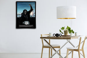 Rise of the Planet of the Apes - Signed Poster + COA