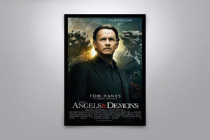 The Da Vinci Code Autographed Poster Collection