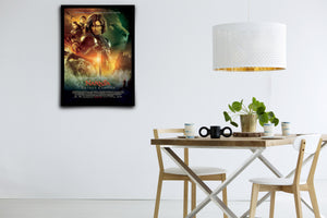 The Chronicles of Narnia: Prince Caspian - Signed Poster + COA