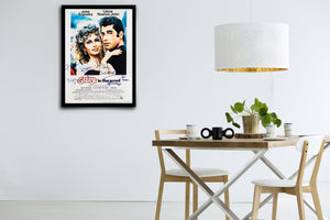 GREASE - Signed Poster + COA