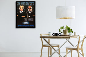 MEN IN BLACK - Signed Poster + COA