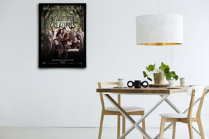 Beautiful Creatures - Signed Poster + COA
