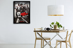 Sin CIty: A Dame To Kill For - Signed Poster + COA