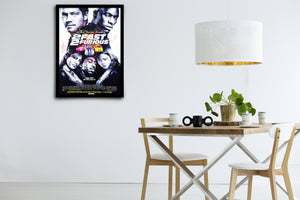 2 Fast 2 Furious - Signed Poster + COA