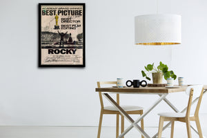 ROCKY - Signed Poster + COA