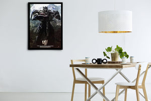 TRANSFORMERS: Age of Extinction - Signed Poster + COA