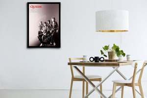 Queen: Absolute Greatest - Signed Poster + COA