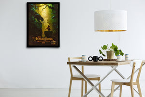 THE JUNGLE BOOK - Signed Poster + COA