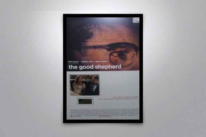 THE GOOD SHEPHERD - Signed Poster + COA