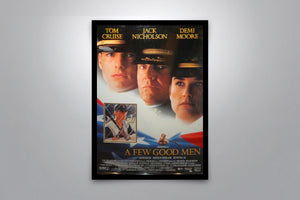 A Few Good Men - Signed Poster + COA